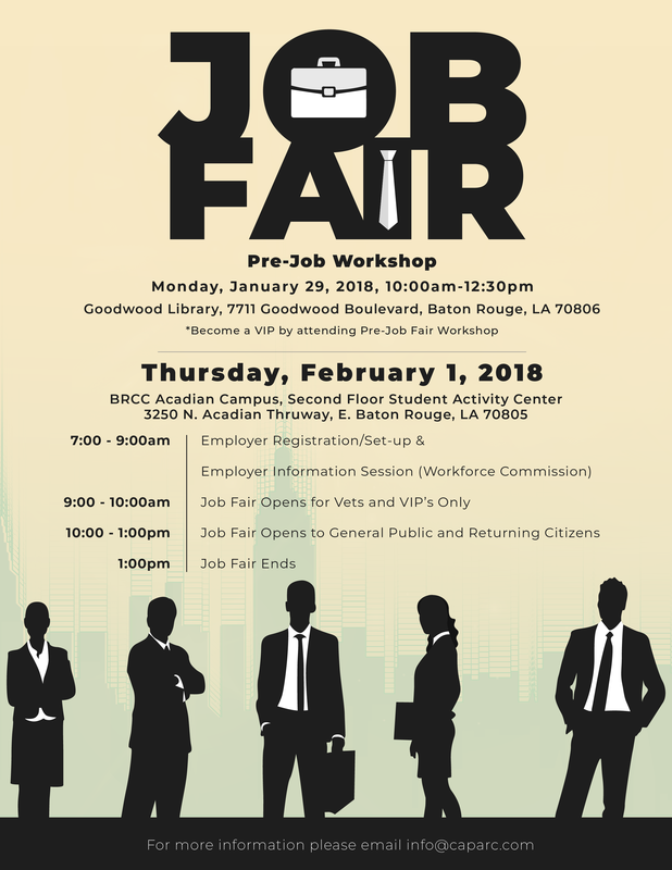 job fair success east baton rouge parish library infoblog